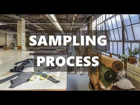 Sampling Process Of Clothing Manufacture—ApparelWin
