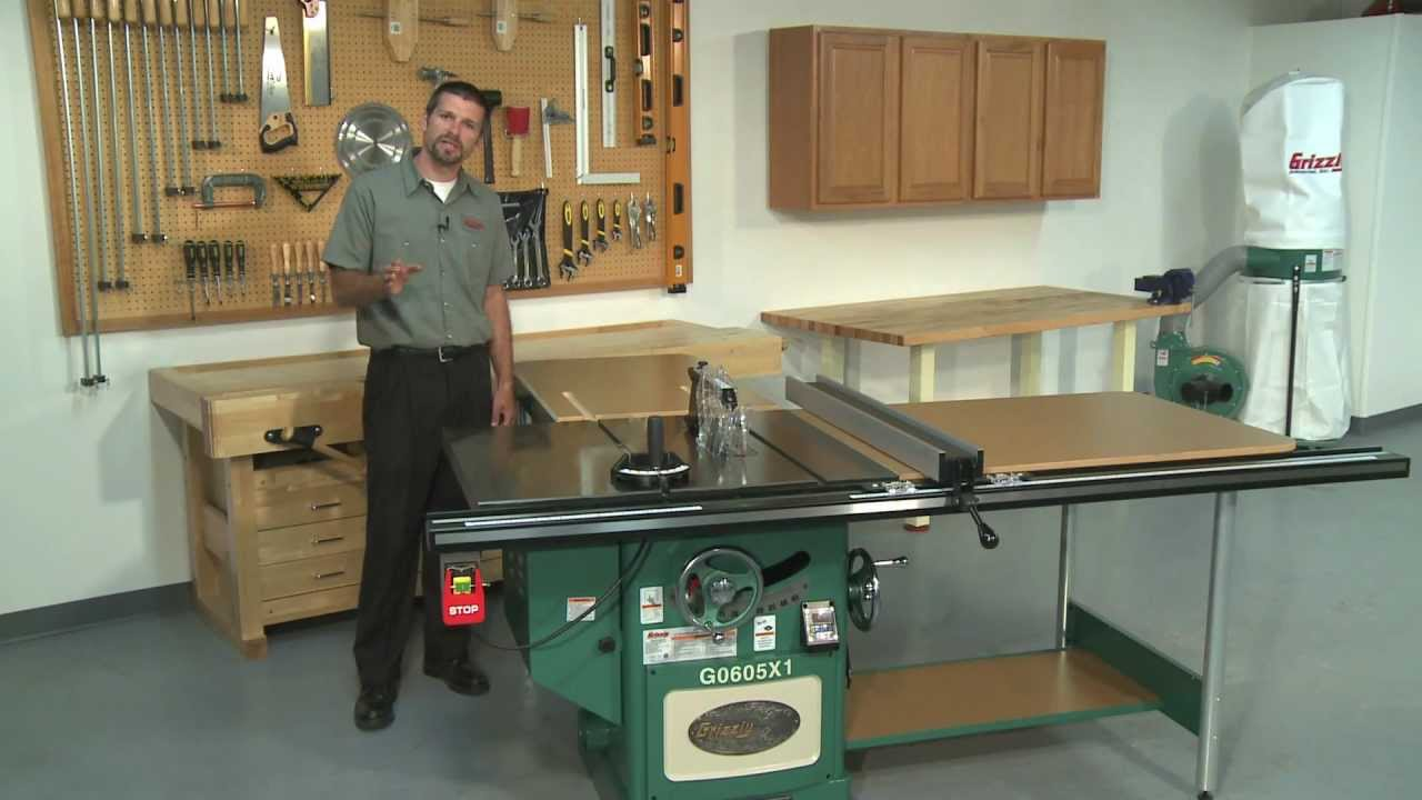 12 Extreme Series Table Saw Comparison Youtube