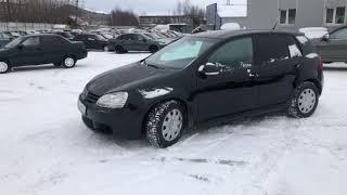 Volkswagen GOLF 2008 года, пробег 249 846 км, обзор автомобиля с пробегом в Альянс...