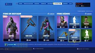 Today's Fortnite shop 01/09 NEW SKINS