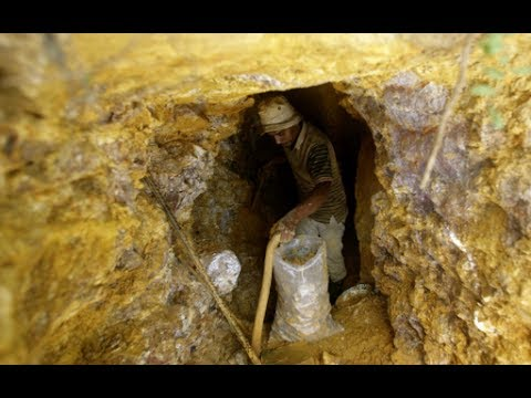 How To Mine Gold: Gold Mining Full Documentary - Classic Doc