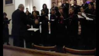 """""""O Domine Jesu Christe"""" Palestrina, chór EPIFANIA"""