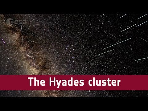 The Hyades cluster
