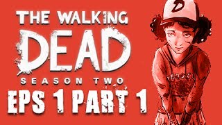 The Walking Dead Season 2 Walkthrough - Part 1 Episode 1 All That Remains (Let