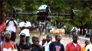 Matternet Makes Delivery Drones Happen