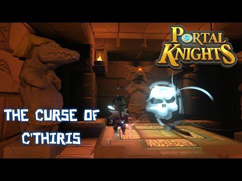 Portal Knights - The Curse Of C'thiris
