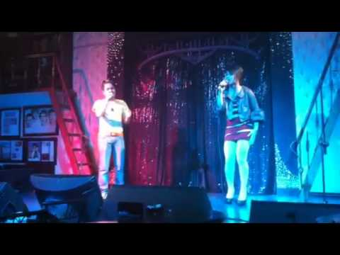 Onse & Tammy Brown -Nanliligaw, Naliligaw live at Library, Malate Travel Video