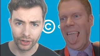 COMEDY CENTRAL ATTACKS PJW!