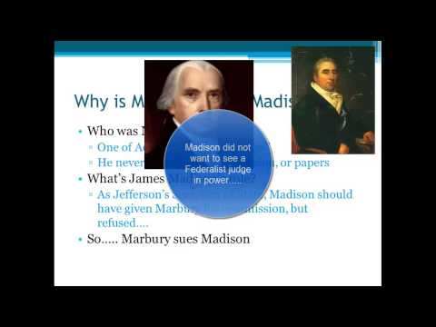 apush dbq john marshall In his opinion, chief justice john marshall relied almost exclusively  madison ( 1803) lesson plan from our curriculum supreme court dbqs.