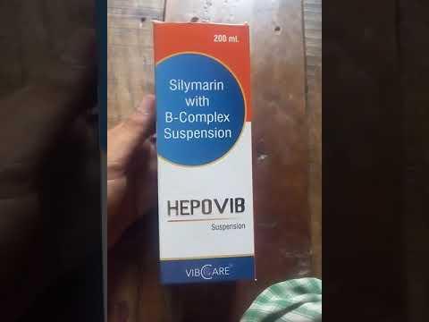 Silymarin with B complex Mp3