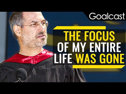 I Got Fired From Apple and it Changed My Life | Steve Jobs