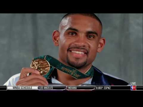 Grant Hill & Steve Smith discuss playing for USA Basketball