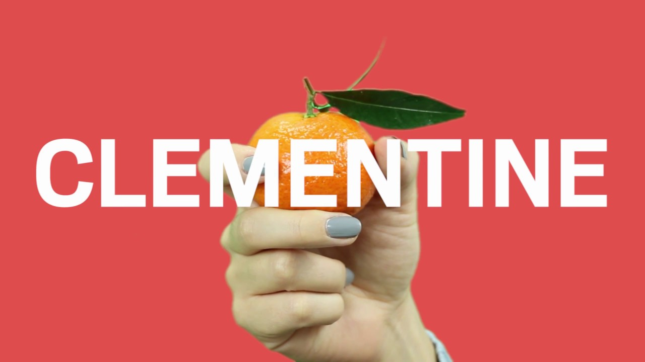 Whats The Difference Between A Mandarin Tangerine Clementine And Satsuma