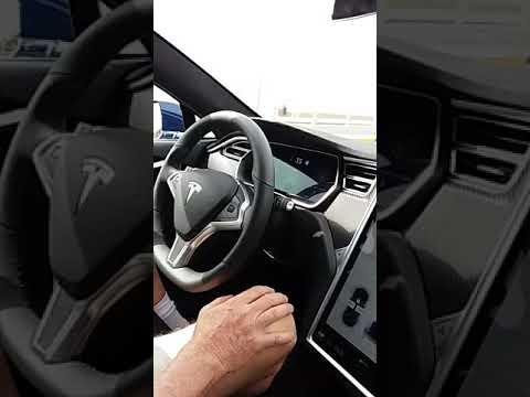1er Tesla en Uruguay