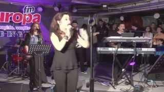 Andra - Inevitabil va fi bine | LIVE in Garajul Europa FM