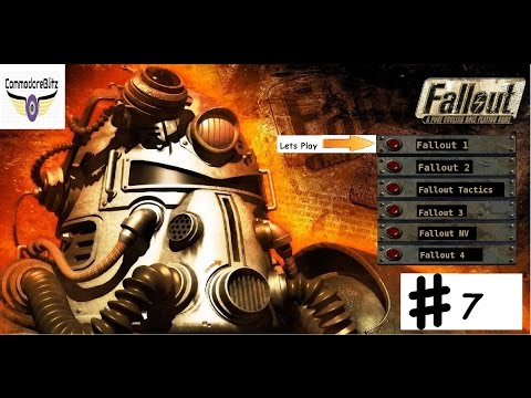 Lets Play Fallout 1 eps 7