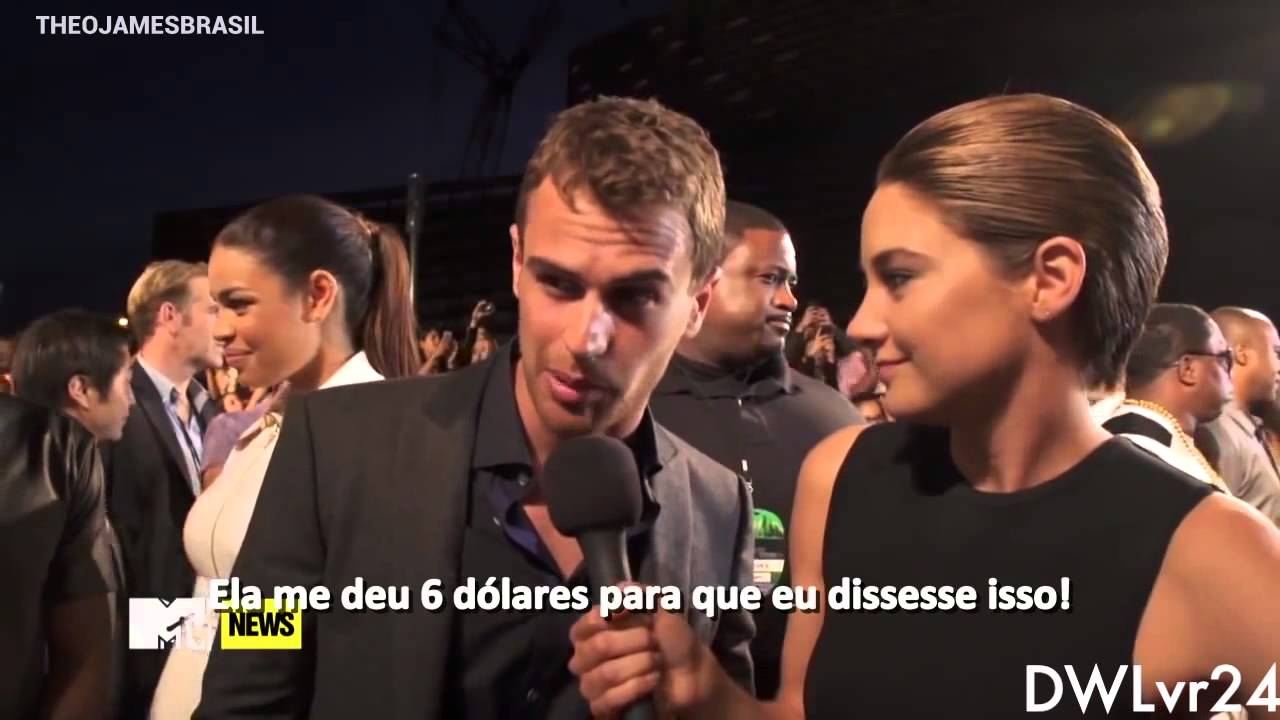 Theo James Funny Amp Sexy Moments Youtube