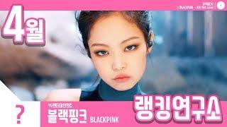 랭킹연구소 2019년 4월 걸그룹 순위 여자아이돌 브랜드  KPOP IDOL Girl Group Chart …