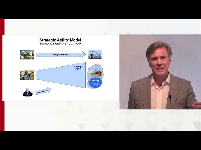 Ron Meyer - Strategic Agility Model