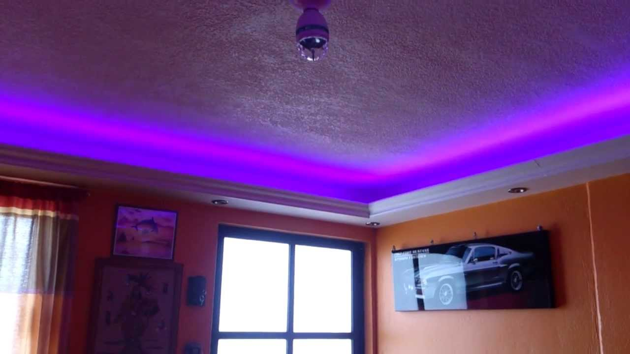 LED RGB sistema audioritmico  YouTube