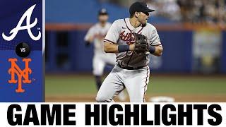 Braves vs. Mets Game Highlights (7/27/21) | MLB Highlights Thumb