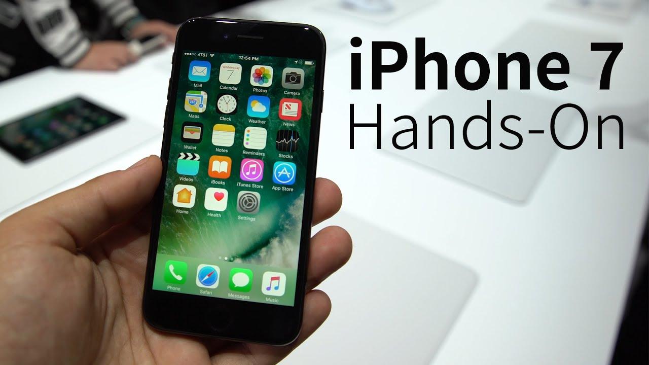 Iphone 7 Trailer Deutsch