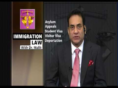 IMMIGRATION LAWS  EP 111116