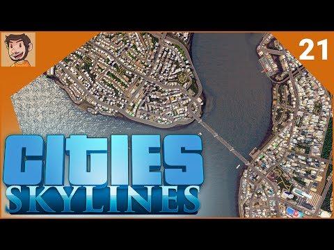 Cities: Skylines - Part 21