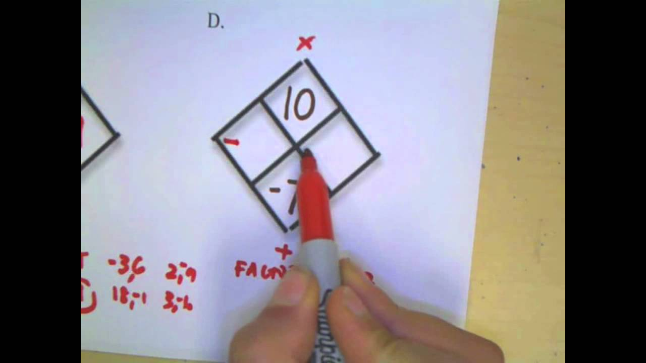 Integer Diamond Problems - YouTube