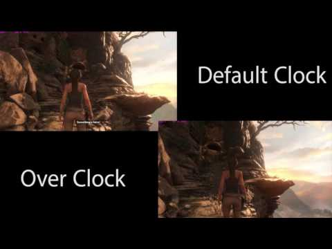 Overclocking GTX 850M (Under 2:00 minutes) Quick Guide with Benchmark Tests