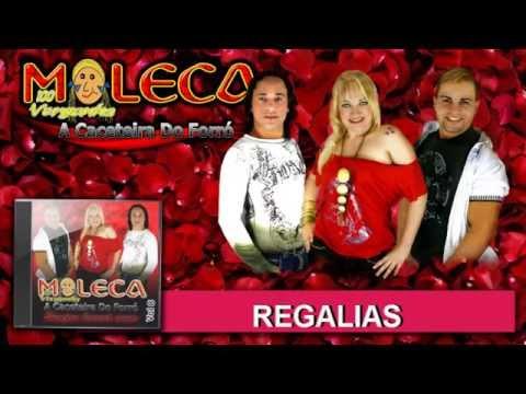 Regalias - Moleca 100 Vergonha - Vol. 08 (05)