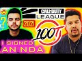 Nadeshot Eyeing Up 100T RETURN for CDL 2021?!... || CoD Esports (100 Thieves)