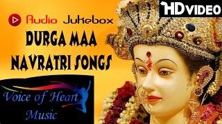 Top Navratri Devotional Songs Jukebox 2016   Bhakti Jukebox   Voice of Heart Music