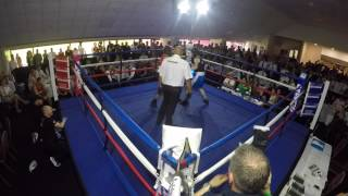 Ultra White Collar Boxing | Walsall | Anthony Gennard VS Nathan Burden