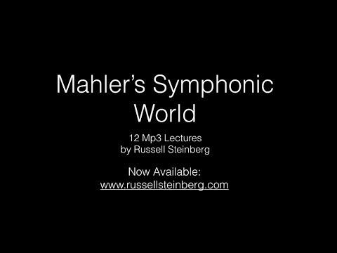 Mahler Audio Downloads — RUSSELL STEINBERG