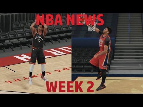NBA News (January 8th, 2017 - January...