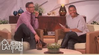 """Kellan lutz says """"don't hate it till you try it"""" 