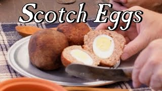 Easy Scotch Eggs in the 18th Century