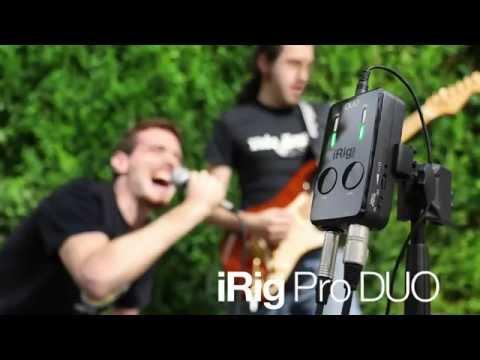 iRig Pro DUO - Trailer