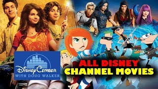 All Disney Channel Movies - Disneycember