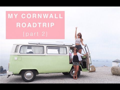 My Cornwall Roadtrip {part 2} - St.Ives, Cape Cornwall, Lands End + Godrevy