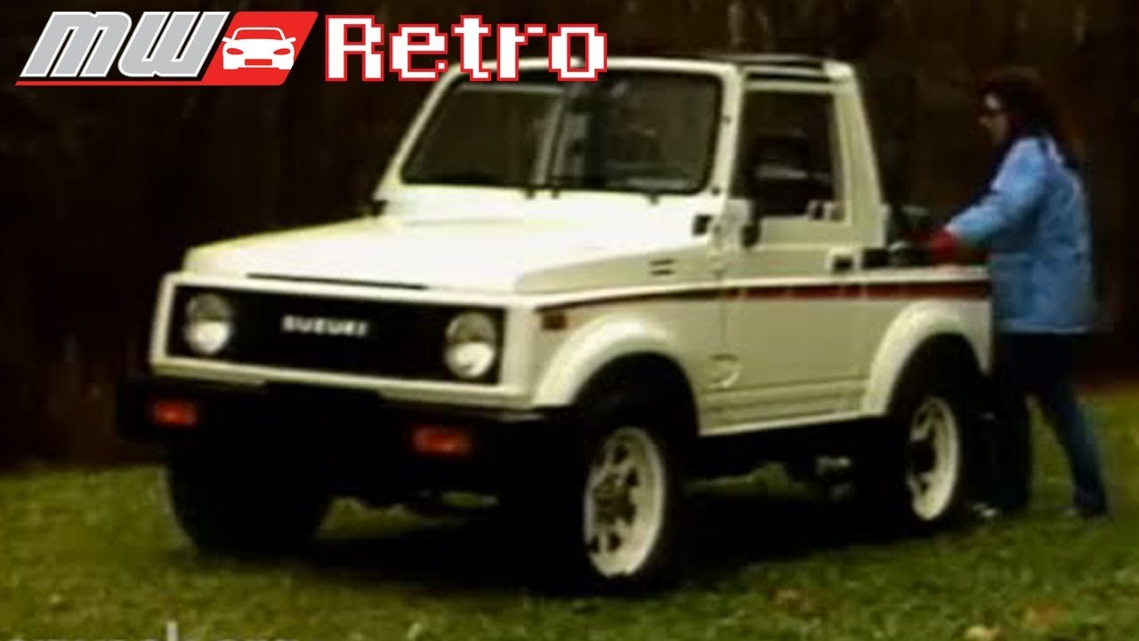 1986 suzuki samurai retro review youtube. Black Bedroom Furniture Sets. Home Design Ideas