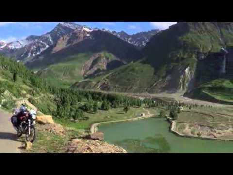 Solo Trans Himalaya Motor-Bike Expedition- 2013 By:- Rajeev Kumar Mondal (4th Sample Video)