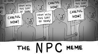 The NPC meme (Animation)
