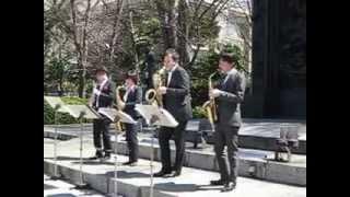 ヴィーヴ!サクソフォーン・クヮルテット ~情熱大陸 東京・春・音楽祭 ...