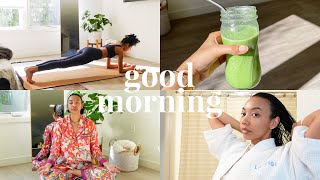 MY 6AM MORNING ROUTINE FOR 2021 | productive & healthy habits