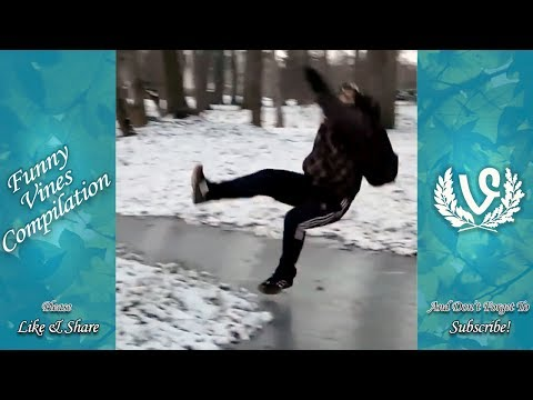 Frozen Fails 2017 | Epic Snow and Ice Fail Compilation | TRY NOT TO LAUGH or GRIN