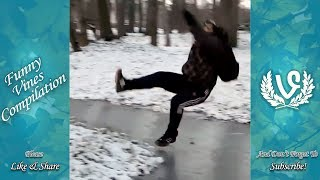 Frozen Fails 2017 Epic Snow And Ice Fail Compilation TRY NOT TO LAUGH Or GRIN