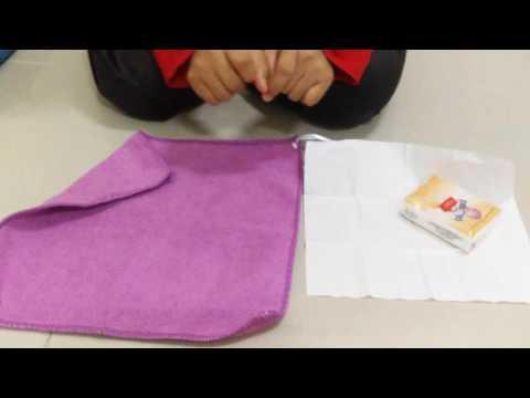 comparision facial tissue and handkerchief (MOOC)