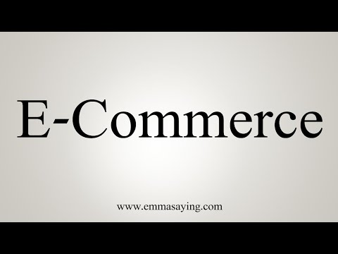 how-to-say-e-commerce